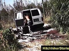 HelplessTeens Lizzie lost gets rough sex