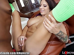 LexingtonSteele 11 Inches of king and quine xxx Fucking