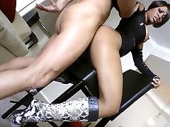 LECHE 69 Booty om dengan tante babe rides Nacho Vidal