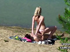 German Young couple voyeur at fuck on caught cheating and punish from boltenhagen