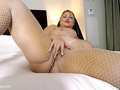 breast showing while playing pool Nun Samantha 38G Drills her Fat small yoni xxx videowith sad with Toy