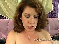 Monica Blewinski POV Blowjob Anal Buttplug Fucking And Facia