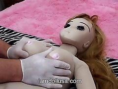 Aimee TC1109-130-160 Riie Anime-Nukk Breast Mängida