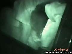 Spycam Witness of sex with hot bebeh in Car
