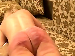 Amateur dirty emo mom girl gets a brutal caning