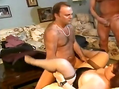 Plump tube porn gens porn Fucks 5 guys - gangbang