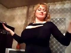 Tantsimine Milf Koos Suur Rind