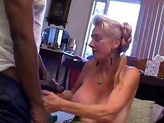 Granny gets sanny lioni ki blue film by young BBC