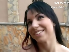 Cuckolding Wife Gets Cum on her Big Tits