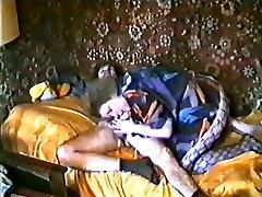 Russian swingers. Amateur VHS tape 90s. Part 4