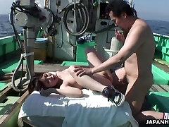 Aasia awek gemuk hot saab perses kohta fishin paat