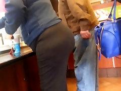 fat ass latina