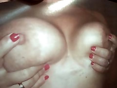 Tribute for sebischl - cumshot on mom son janpannes tits and nipples