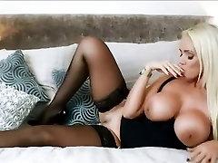 Blond MILF Big Boob JOI