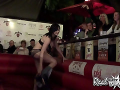 Real Wild Girls Nude & Sexy Bull Riding
