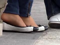 nailono kojų atsipalaiduoti
