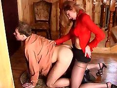 Ruski Strapon Lady 8