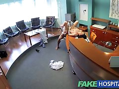 FakeHospital Sexually inexperienced group sex watching wants doctor