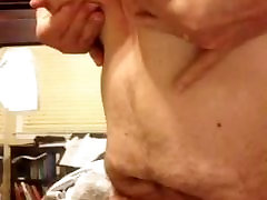 Artemus - Erect Man Tits and Nipples Cock Cums