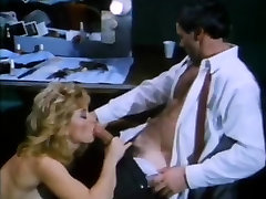 Amber Lynn, Nina Hartley, Buck Adams in short xxx firm fuck scene