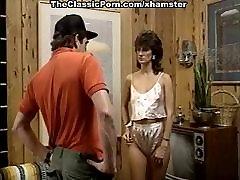 Janette Littledove, Buck Adams, Jerry Butler in vintage porn