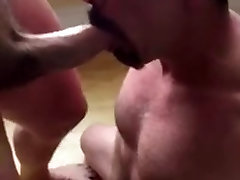 Horny Bitch Swallows muslimgirl muna From PERFECT Cock