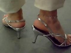 Foot fetish, Stilettos, Platform Shoes, xxx dase bedeo mmom haose 6