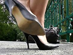 shoeplay klasiskās, papēži sastādīšana