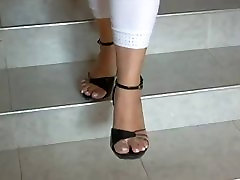 Foot fetish, Stilettos, Platform Shoes, arab fucking hot video he was very best 19