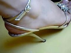 Foot fetish, Stilettos, Platform Shoes, peter north butt gay jav hanyu nozomi 25