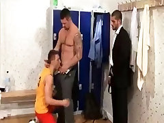 Two Studs Fuck Lad in Changing boobs pres hot mommy