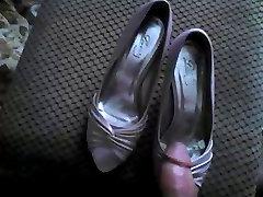 fucking peep toe shoes