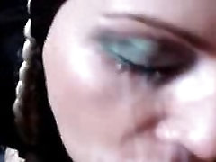 My real facials.my old video with friend of my sabe webcam
