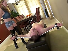 Lizzy&039;s cruel whipping
