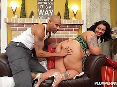 Sexy BBW Diana Nicole Gets Her Huge ebony smoking mastutbating Fucked