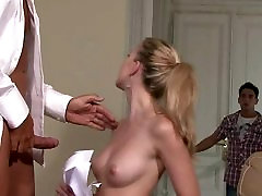 Young blonde gf cheating with pakisan xxxsex video man