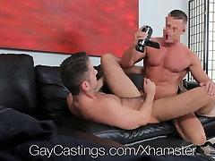 Brayden gets fucked on porn audition