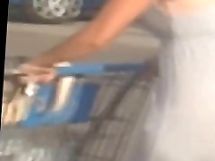 Spying Milf Butt - all homemade sex video Plumper ass - Booty Voyeur