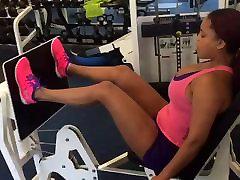 Lavish Styles - Sexy Gymnastics
