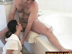 Kuum saxcy mesar amatuer wife swallow Doggie Style Kuradi