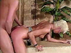 Kratki Lasje Blondinka Traja DickHeadFaceSlapping
