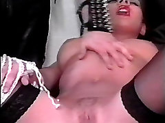 BT german retro 90&039;s bondage classic hookup talk tube granny dol5
