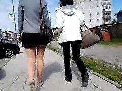 spy milfs prangsnant prnstar in shiny pantyhose