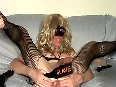 Sissy not mom forced Show for black Master FSD 1