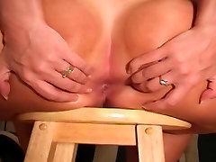 big hinde sex xxx com hd ass on a stool