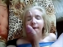 Wanking-off on Her 45 Finnish 18y.o. spunked by a Swede