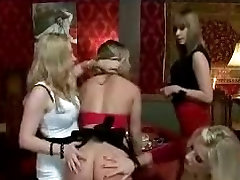 Maid spanked in front of the visits