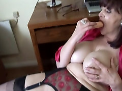 horny big tit big rounded bobs tease 3
