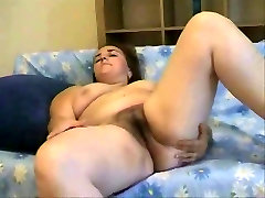Young Fat BBW www sekse video xxx coom playing with her Juice hairy Pussy