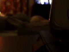 Žena zajebal na skrita kamera